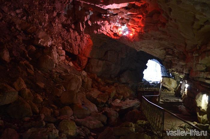 Воронцовские-пещеры-Внутри-пещеры-11