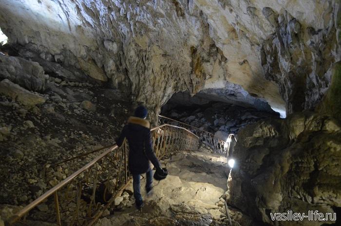 Воронцовские-пещеры-Внутри-пещеры-2