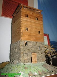 Макет Римской Башни
