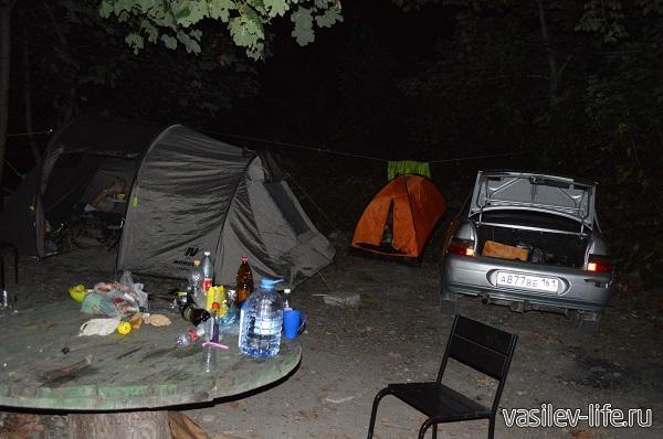 Наше место ночью