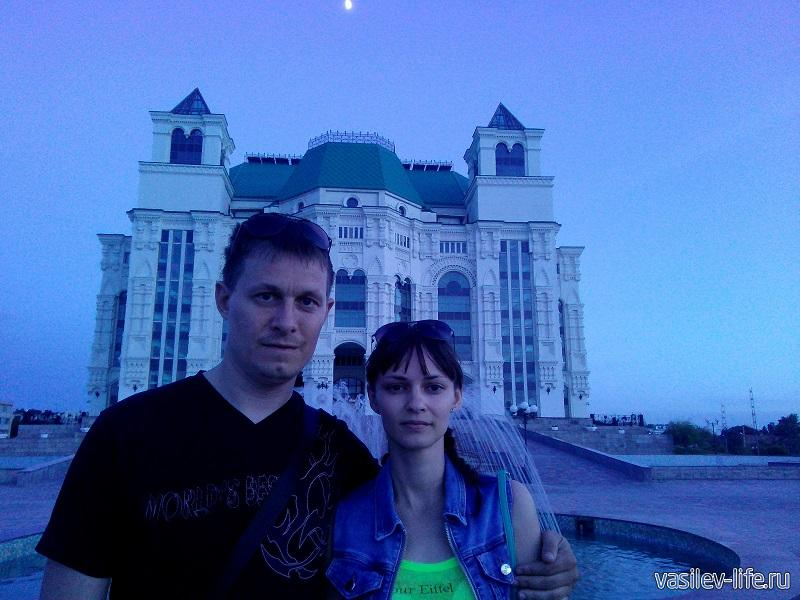 Красивая архитектура Астрахани