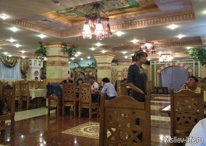 Ресторан Турфан