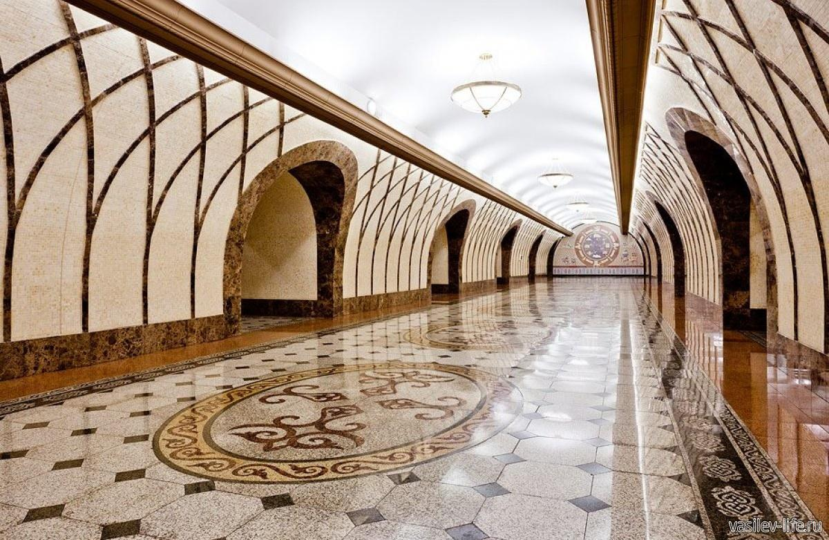 Фото метро Атматы 2