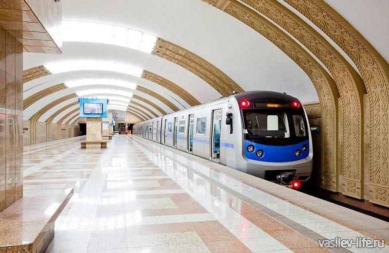 Фото метро Атматы