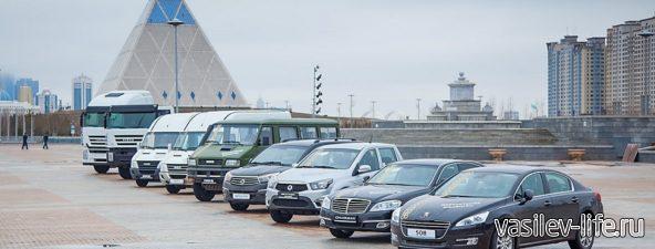 Аренда авто в Казахстане