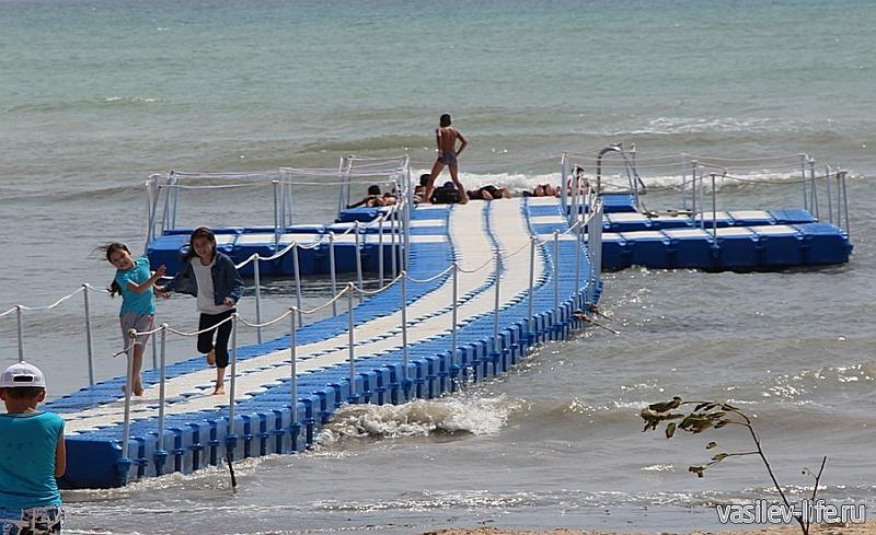 Пляж «Маракеш»