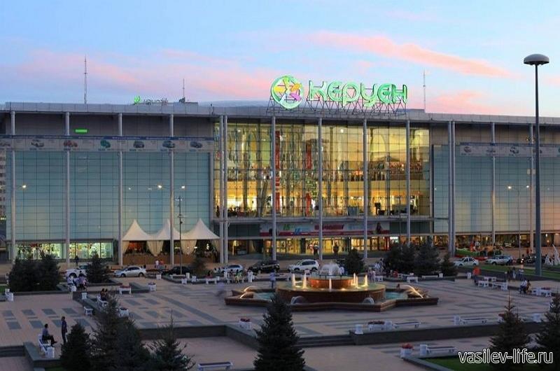 Торгово-развлекательный центр «Керуен»