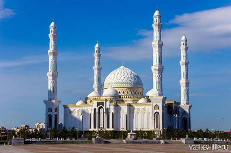хазрет султан