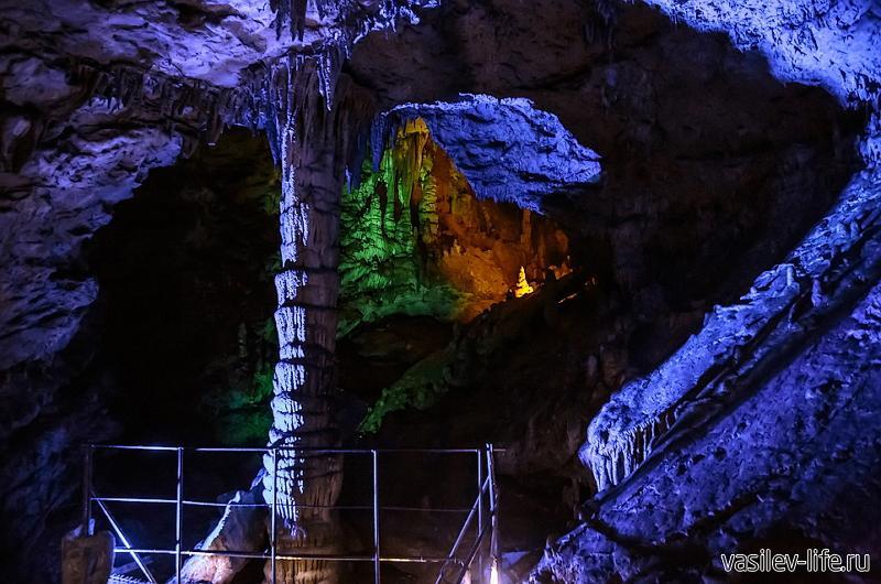 Большая Азишская пещера6