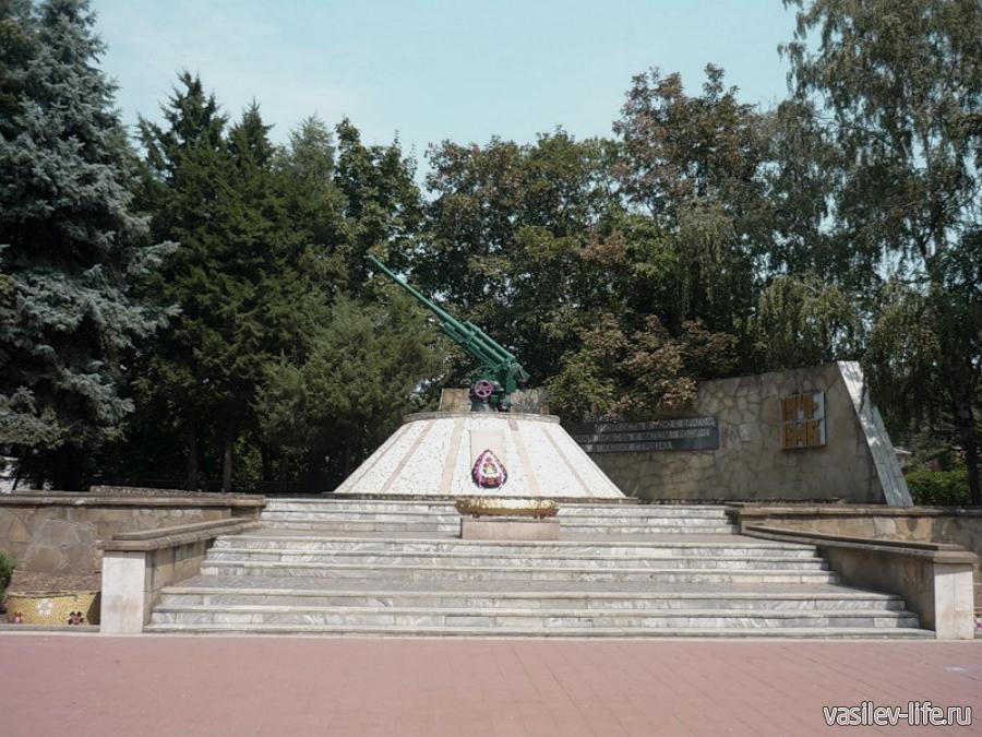 85-мм Зенитная Установка, Краснодар