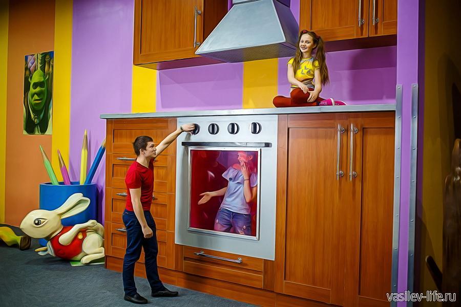 Big Funny – дом великана в Казани