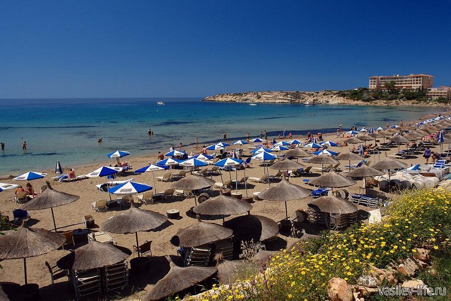 Coral-Bay-Beach - Кипр