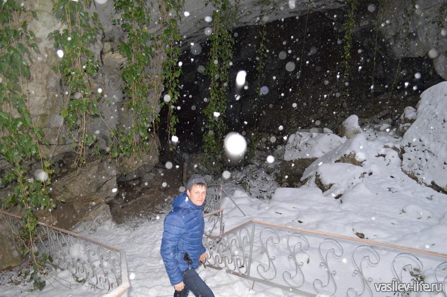 Идем в Воронцовскую пещеру, кстати бесплатно
