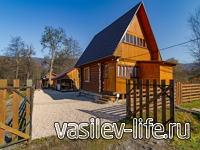 Holiday home V gostyah u Ruslana