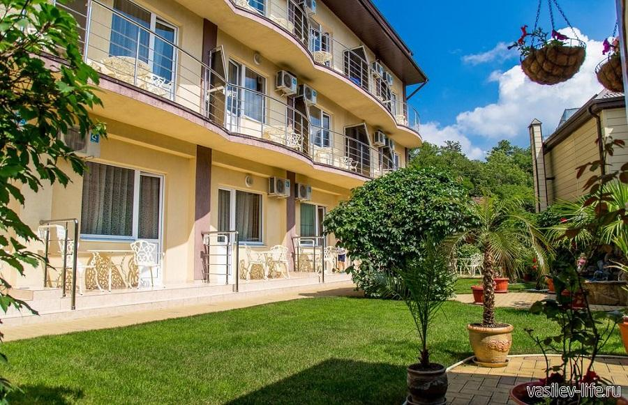 Hotel Grand-Asteri в Ольгинке