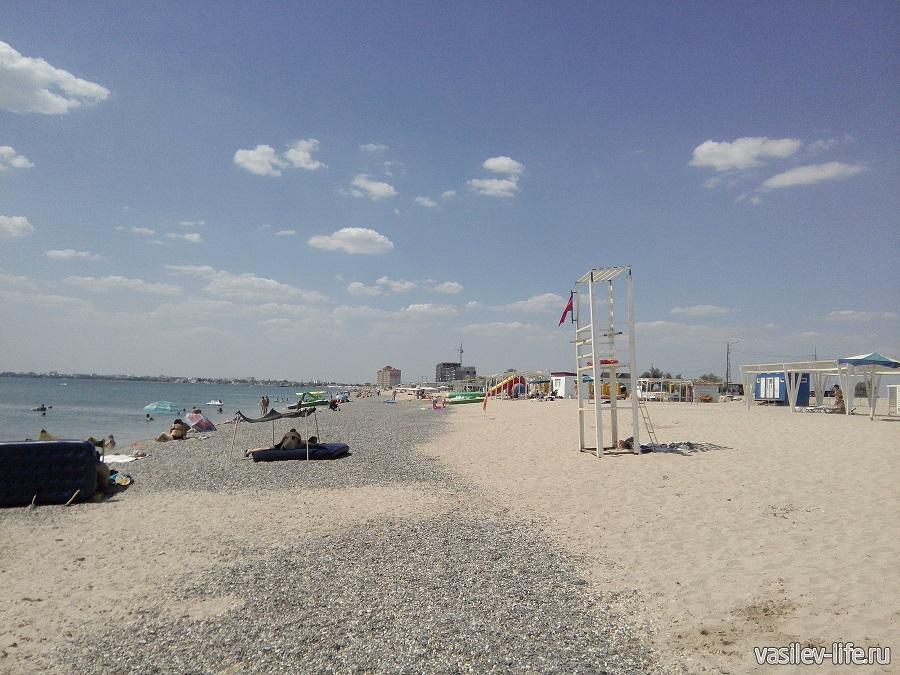 Пляж Легенда
