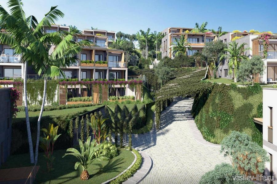 Kaya Palazzo Resort & Residence Le Chic Бодрум