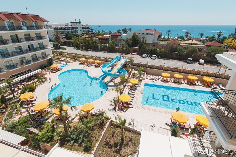 Loceanica Beach Resort Кемер