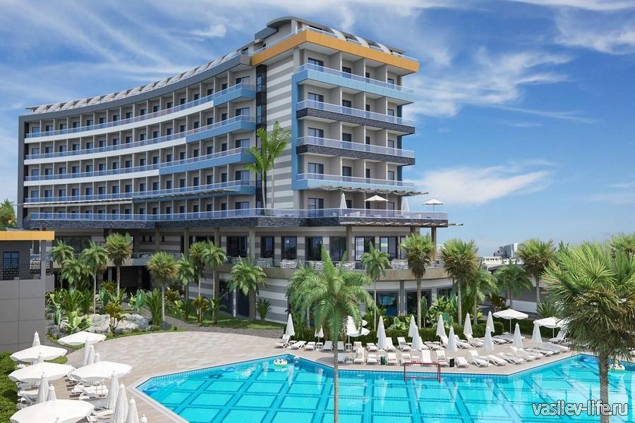 Lonicera Premium Hotel Аланья