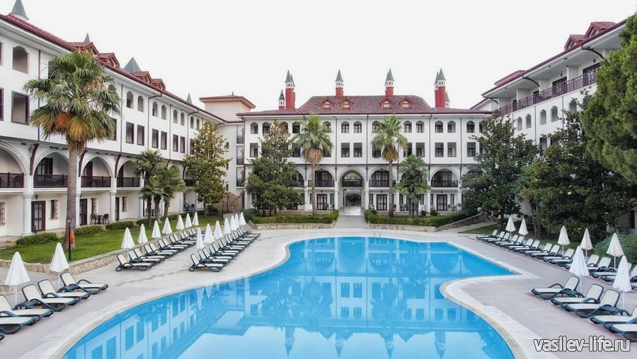 Swandor Hotels & Resort Topkapi Palace